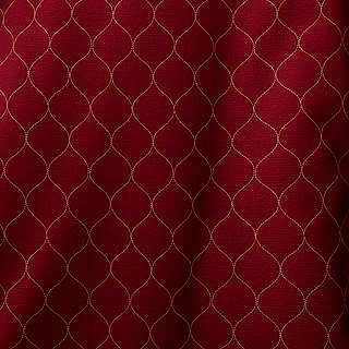 Fishnet red