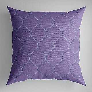 Fishnet purple