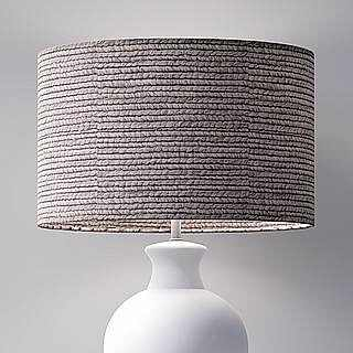 Wool braided pecan