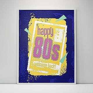 Happy 80s