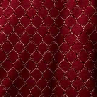 Fishnet red